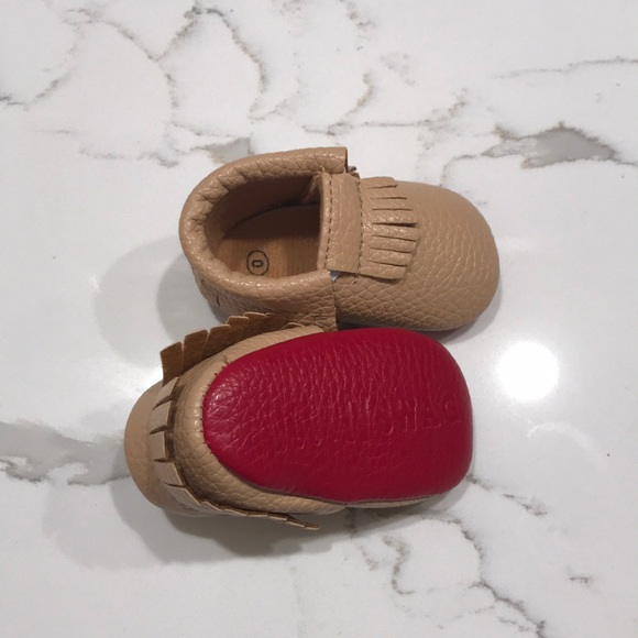 Sweet N Swag Red Bottom Moccasins